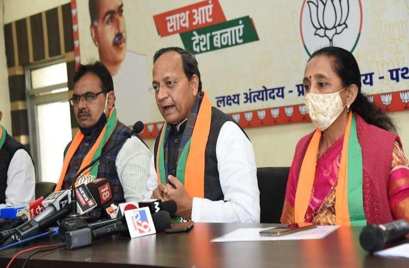 राजस्थान में अगर आज चुनाव हों तो तीन-चौथाई बहुमत से बने BJP सरकार: अरुण सिंह