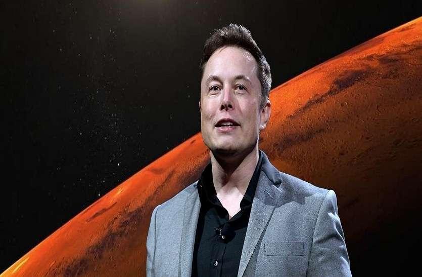 एलन मस्क की SpaceX को NASA से मून लैंडर बनाने का कॉन्ट्रेक्ट मिला