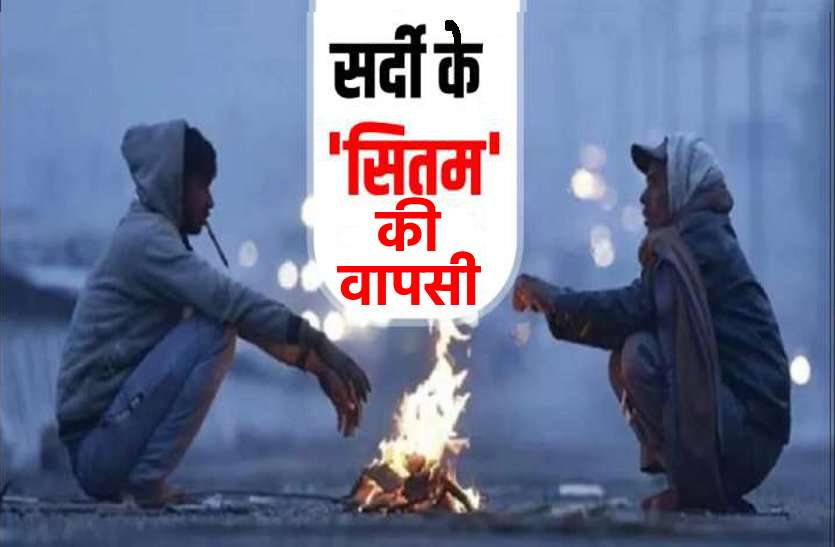 Shani dev going to effect weather- now havoc of the cold is coming