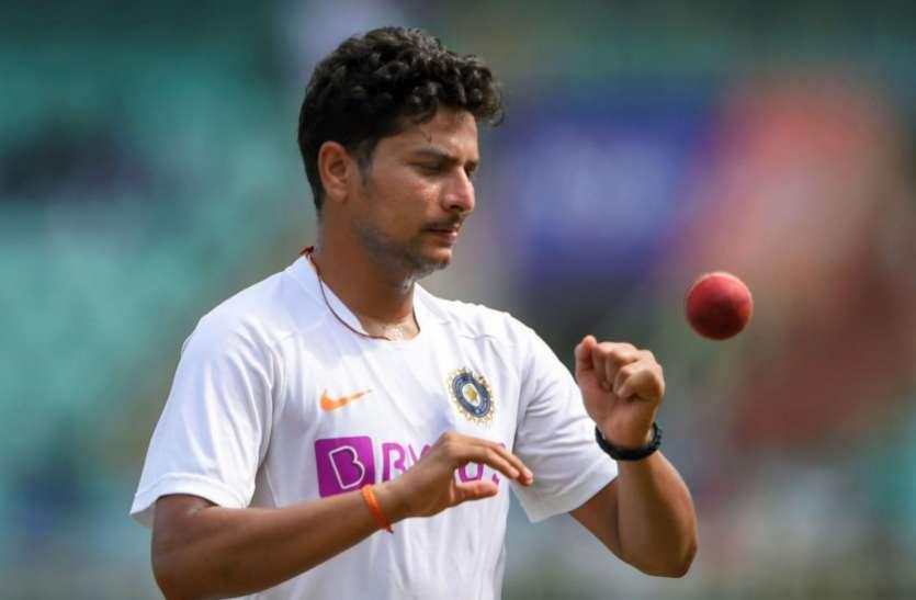 इंग्लैंड के खिलाफ टेस्ट मैच खेल सकते हैं कुलदीप, टीम प्रबंधन ने दिए संकेत