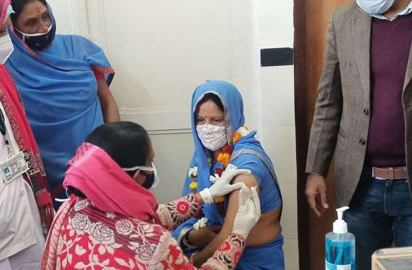 वीडियो : नागौर में अचानक बढ़ गया कोरोना टीकाकरण, जानिए क्या रहे कारण