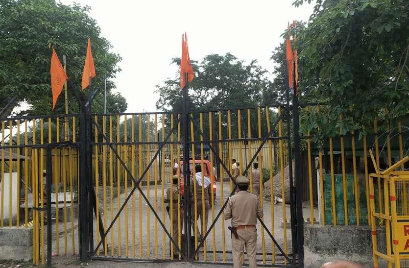 बड़ी खबर : मंदिर निर्माण में लगने वाले मजदूरों व अधिकारियों का होगा वेरिफिकेशन फिर मिलेगा परिसर में प्रवेश