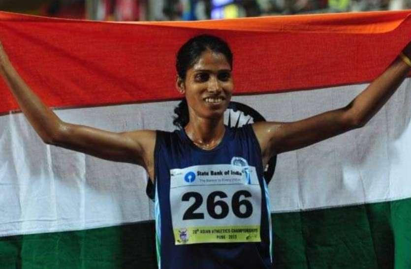 अंतरराष्ट्रीय एथलीट सुधा सिंह को पद्मश्री पुरस्कार मिलने की घोषणा होने पर जिले में खुशी की लहर