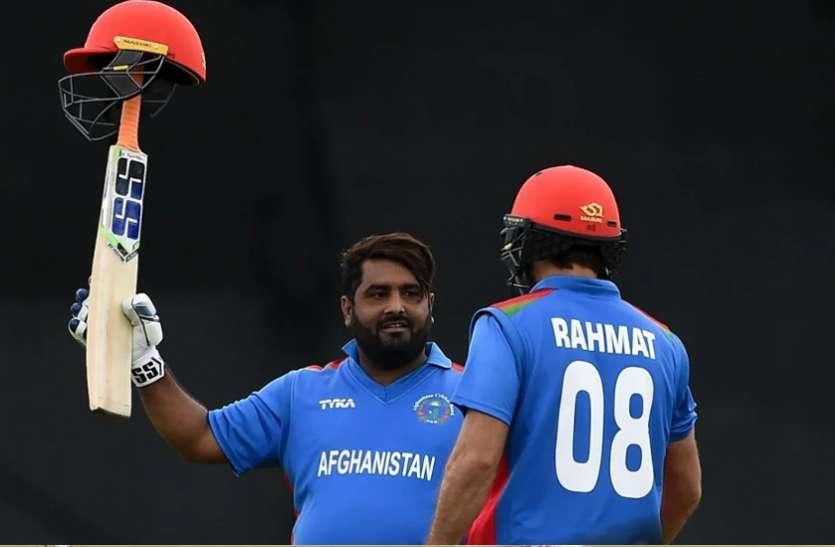 दूसरे वनडे में आयरलैंड को हरा अफगानिस्तान ने सीरीज कब्जाई