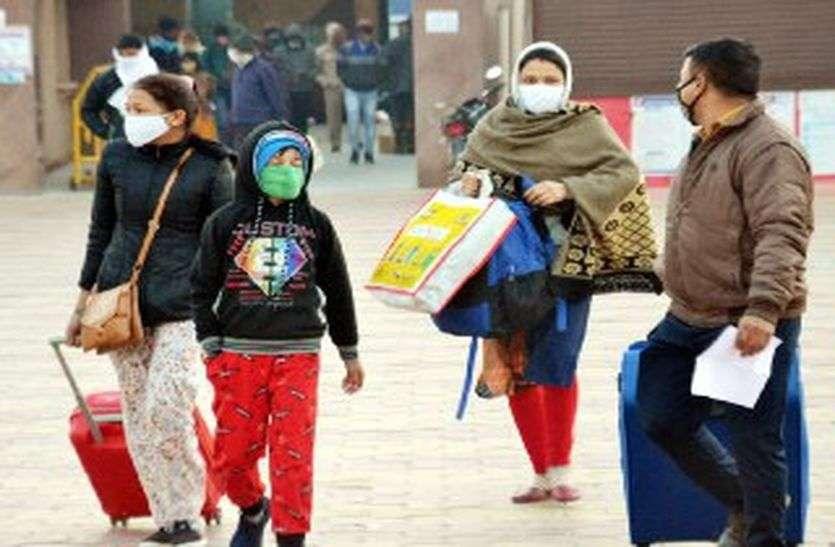 राजस्थान में बढ़ेगी ठंड, फतेहपुर में 7.5 डिग्री गिरा तापमान