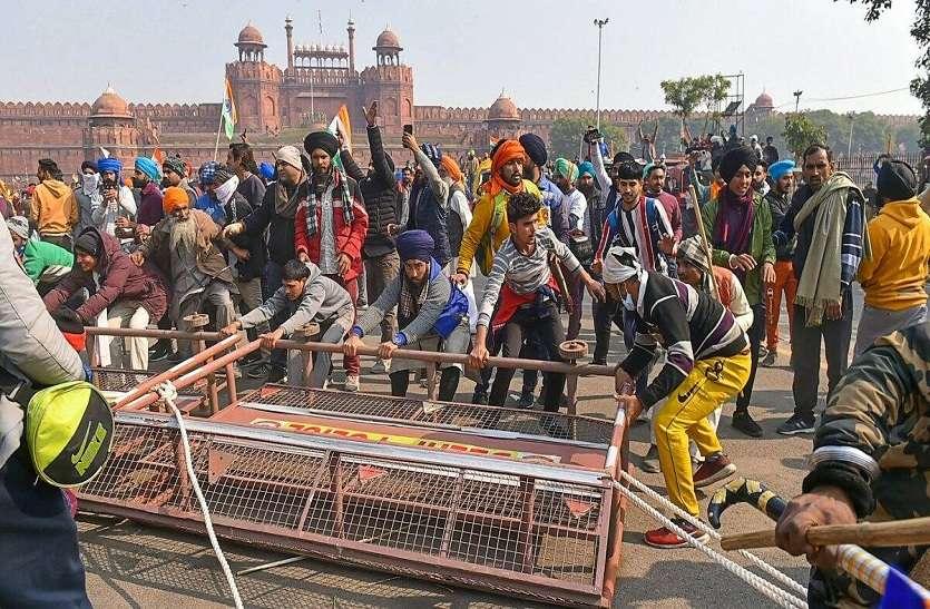 किसान आंदोलन के दौरान हुई हिंसा पर छत्तीसगढ़ में गरमाई सियासत, कांग्रेस-बीजेपी में बयानबाजी शुरू
