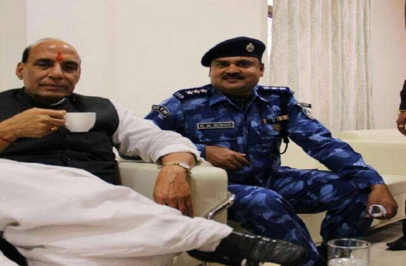 वीर सपूत ने दो आतंकवादियों को उतारा था मौत के घाट,राष्ट्रपति ने शौर्य वीरता पदक से किया सम्मानित