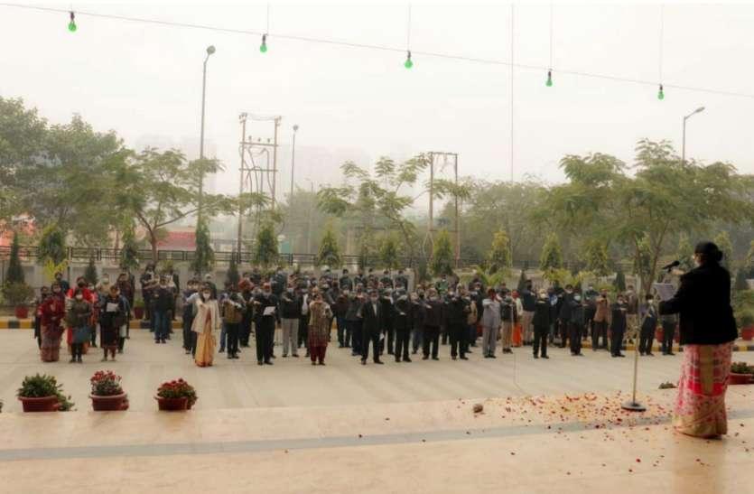 72nd Republic Day : आज का दिन चिंतन मनन का दिन हैः शकुन्तला गौतम