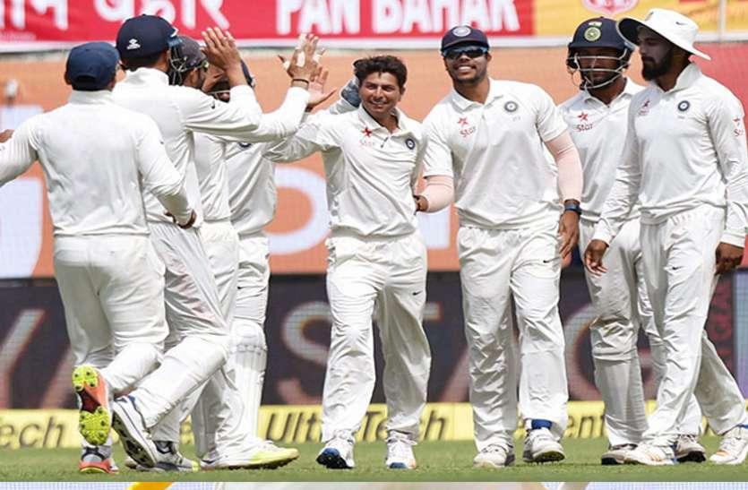 IND vs ENG: पहले टेस्ट में अश्विन, सुंदर और कुलदीप को मिल सकता है मौका