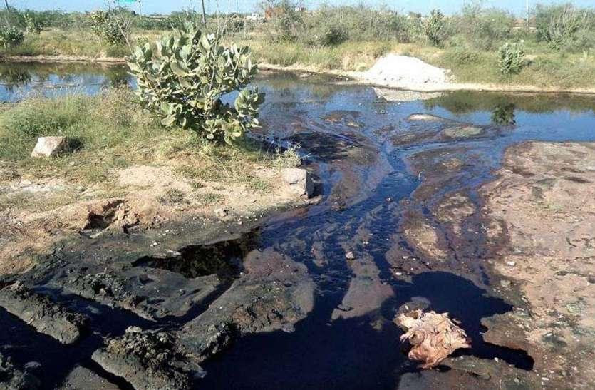 जोजरी में प्रदूषण फैलाने वाली इकाइयों पर एनजीटी और हुई सख्त