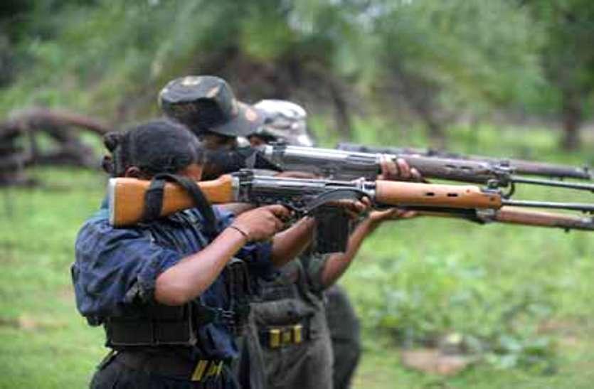 गणतंत्र दिवस की पूर्व संध्या राजनांदगांव में नक्सलियों का तांडव, मुखबिरी के शक में दो ग्रामीणों की हत्या की