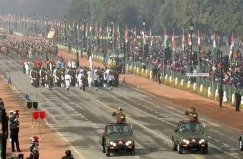 Republic Day 2021: परेड में पहली बार दिखी बांग्लादेश सेना की टुकड़ी, जानिए इस बार क्या-क्या नया हुआ शामिल