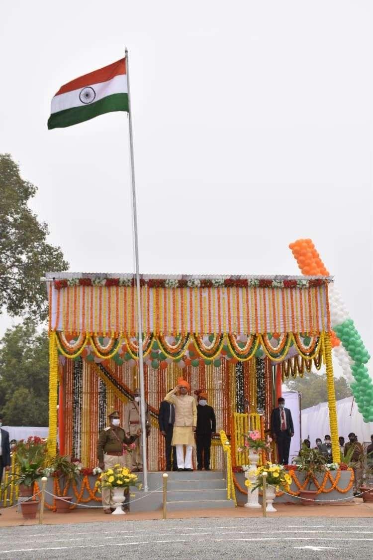 Republic Day Chief Minister Shivraj said - Will Savarna Commission