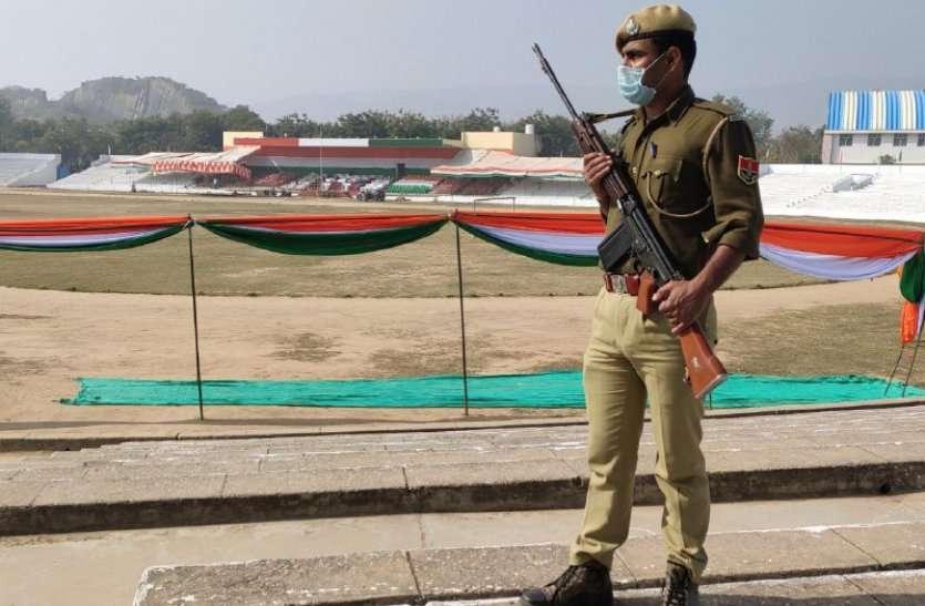 गणतंत्र दिवस आज: इंदिरा गाँधी स्टेडियम में सवा 9 बजे होगा झंडारोहण, इस बार किए कई बदलाव