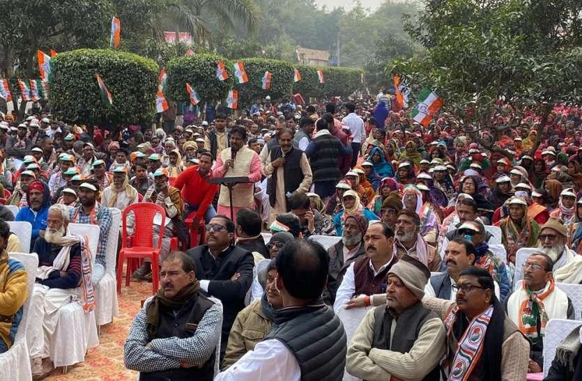 प्रियंका गांधी ने कांग्रेसियों में भरा जोश- किसान विरोधी कानून पूरे देश के लिए खतरनाक है