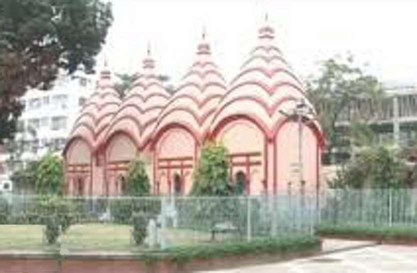 Bangaladesh Dhakeshwari Temple