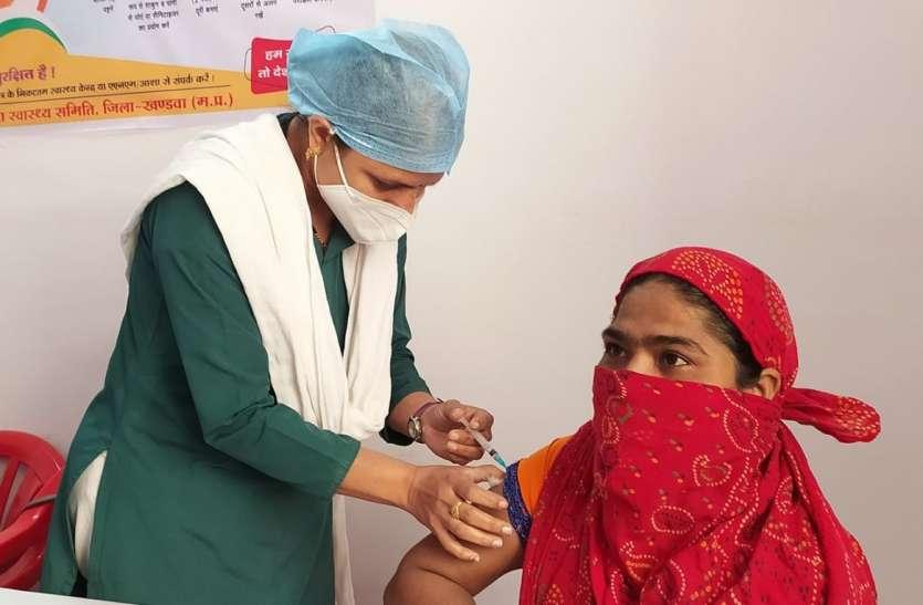 कोरोना टीकाकरण के पहले चरण में बढ़ाए दो दिन