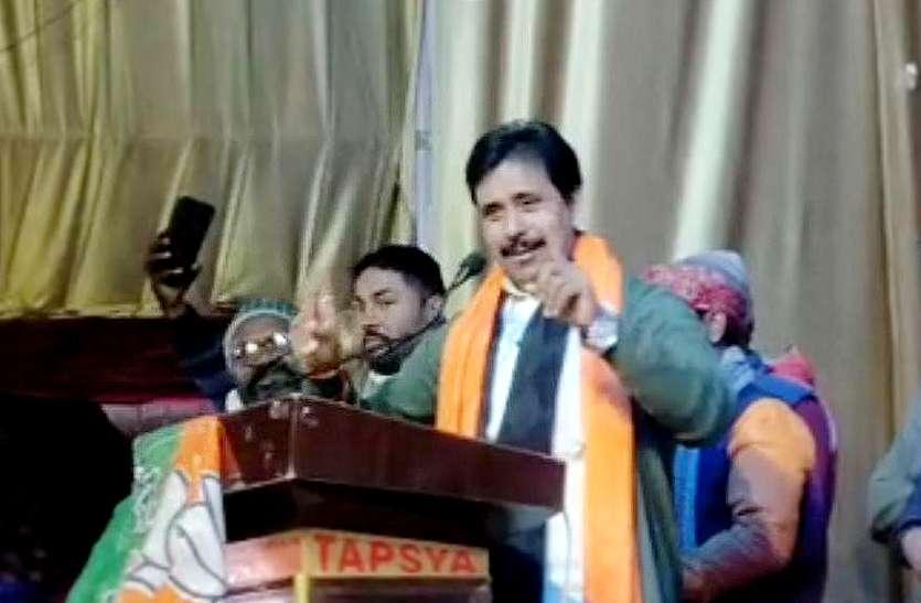 भाजपा गठबंधन में लौटना चाहते हैं ओम प्रकाश राजभर, कैबिनेट मंत्री अनिल राजभर का दावा
