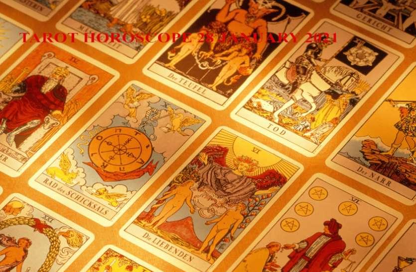 Tarot Horoscope Today 28 January 2021 प्राइवेट जॉबवालों के लिए अच्छा दिन, इन राशियों को मिल सकता है वेतन वृद्धि का लाभ