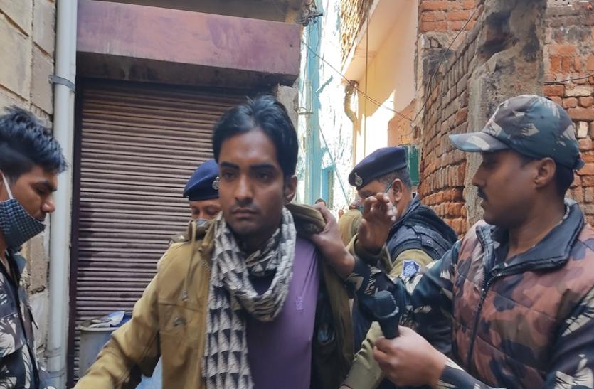 मध्यप्रदेश में मुठभेड़ः एनकाउंटर के डर से तीन बदमाशों ने किया सरेंडर