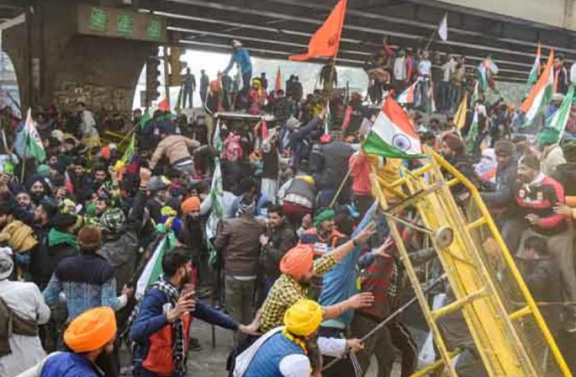 गणतंत्र दिवस की रैली का हश्र देख किसानों ने की तौबा, अब बजट सत्र वाले दिन संसद के सामने नहीं करेंगे प्रदर्शन