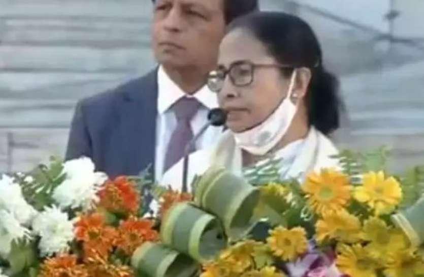 'जय श्री राम' के नारे से खफा Mamata Banerjee ला सकती हैं निंदा प्रस्ताव, कांग्रेस और सीपीएम ने किया किनारा