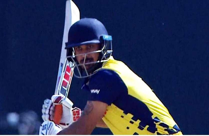 Syed Mushtaq Ali Trophy: अरुण कार्तिक ने तमिलनाडु को फाइनल में पहुंचाया