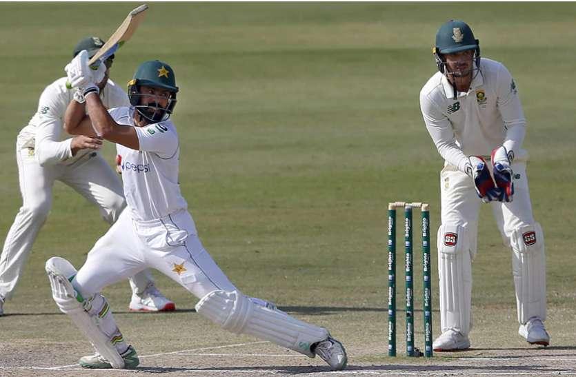 कराची टेस्ट : नौमान, फवद की बदौलत पाकिस्तान ने द. अफ्रीका को हराया, सीरीज में 1-0 की बढ़त हासिल की