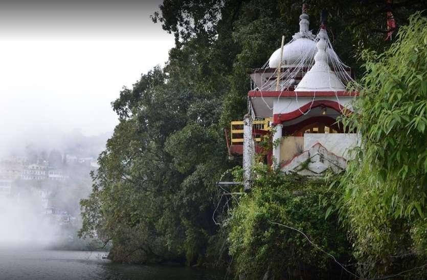 Maa Bhagwati Temple : Goddess Most Mysterious mandir and water