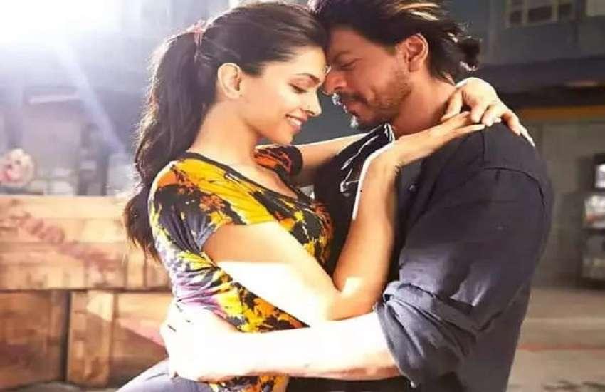 Deepika Padukone Shahrukh Khan