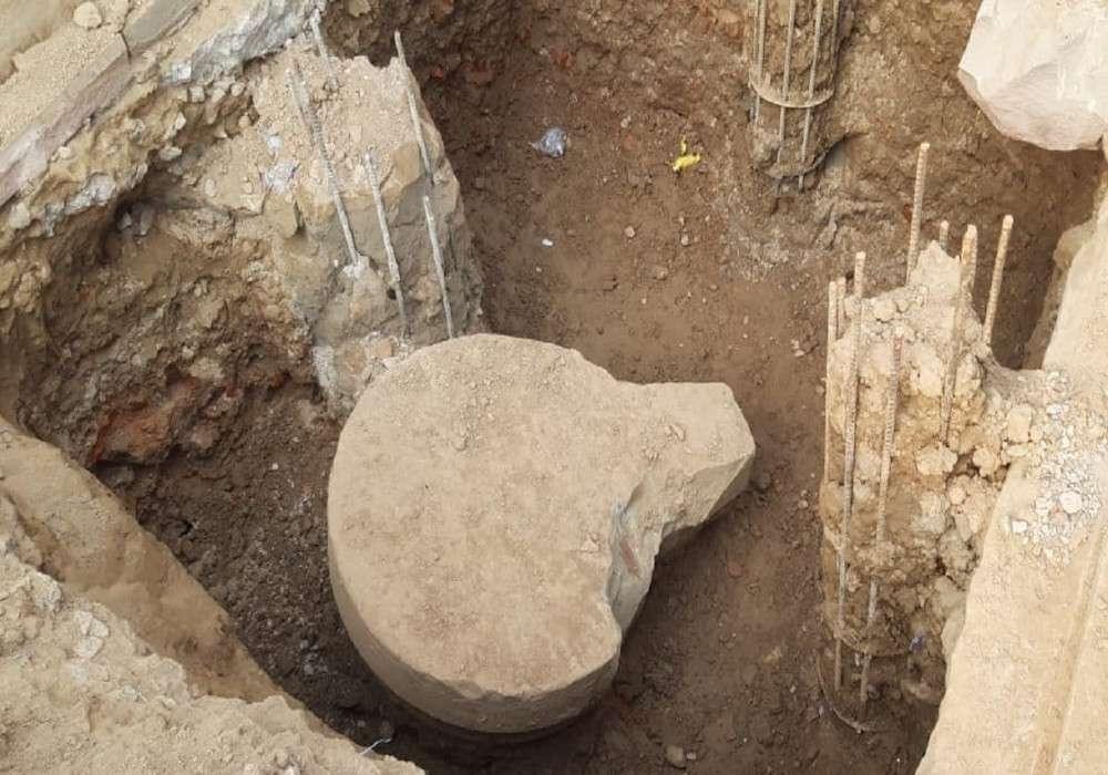 Old Shivling Found Banaras