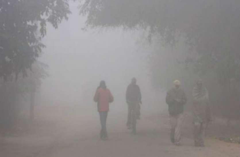 कोहरे और गलन से जनजवीन प्रभावित, मौसम विभाग का अलर्ट, आगामी दिनों में ठंड होगी और प्रचंड