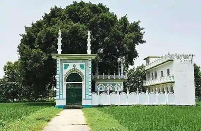 धन्नीपुर मस्जिद निर्माण शुरू,मस्जिद निर्माण के लिए घर-घर चंदा नहीं मांगेगा ट्रस्ट