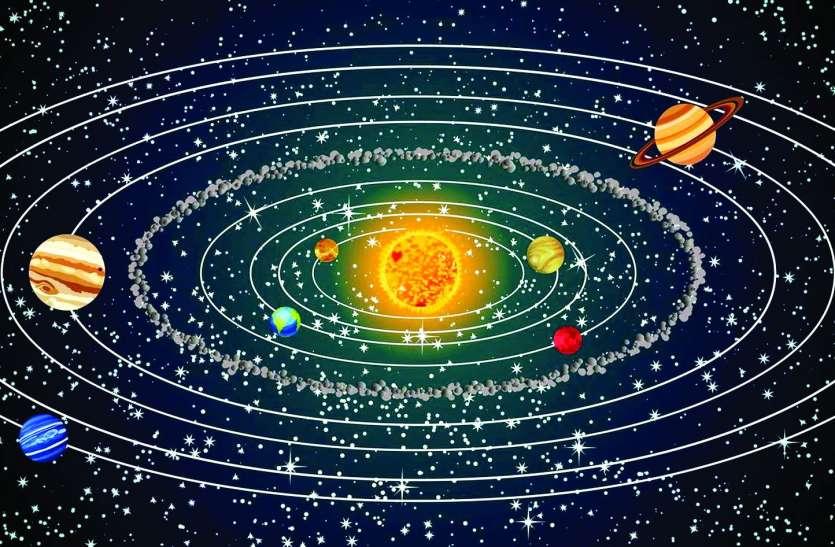 मकर राशि में 6 ग्रहों की युति कई अप्रत्याशित घटनाओं को देगी जन्म