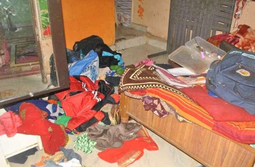 डॉक्टर के मकान से 4.67 लाख रुपए चोरी, तीन गिरफ्तार