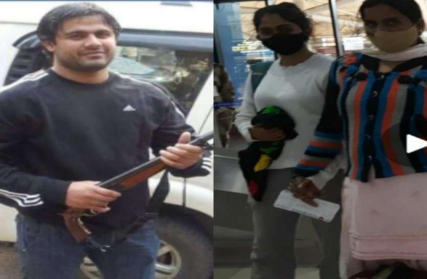 पुलिस को देख पपला ने अपनी गर्लफ्रेंड के गर्दन पर रख दिया था चाकू, स्पेशल टीम ने 10 मिनट में 'ऑपरेशन पपला' को दिया अंजाम