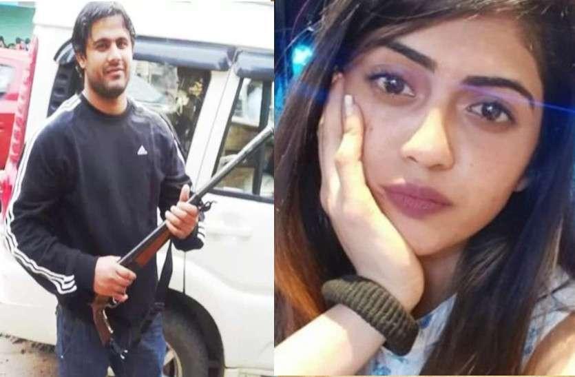 कुख्यात बदमाश पपला गुर्जर को तेरह दिन के लिए पुलिस हिरासत में भेजा, गर्लफ्रेंड जिया सात दिन की रिमांड पर