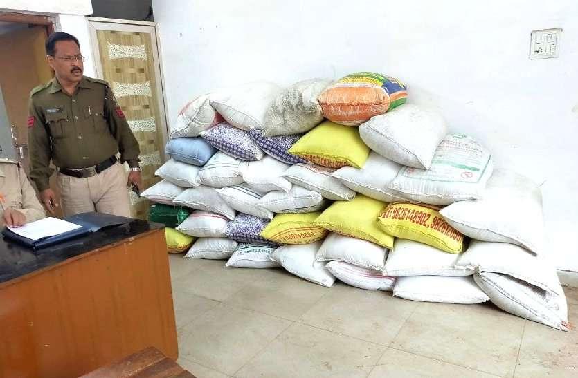 आरोपी ने कबूला PDS का चावल पर थाने पहुंचकर खाद्य विभाग के अधिकारियों ने दे दी क्लीनचिट, बोले बदनाम करती है पुलिस