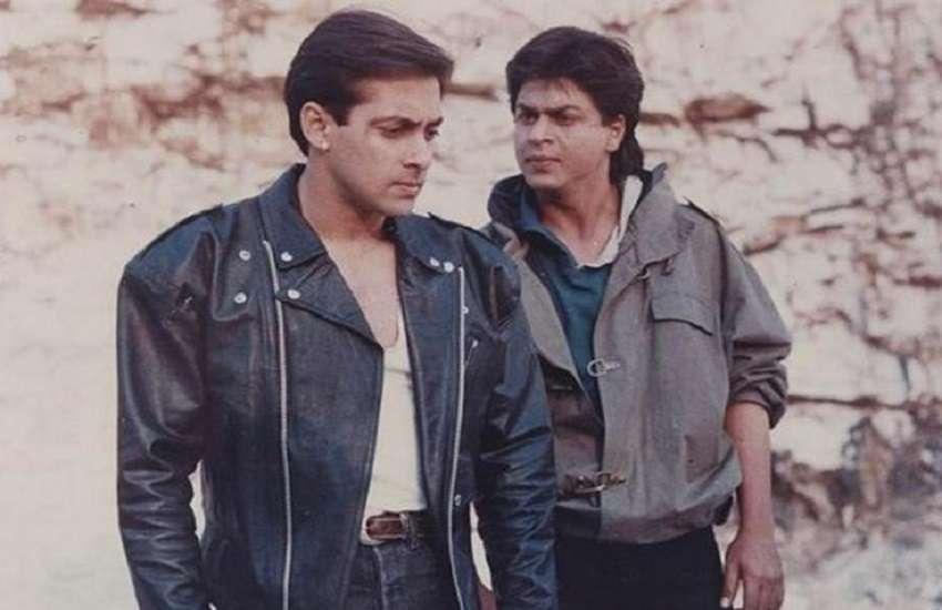 Shahrukh Khan Salman Khan