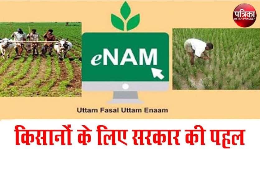 Budget 2021: e-NAM  पोर्टल से किसान ऑनलाइन बेच सकेंगे फसल, ये फायदे भी होंगे शामिल