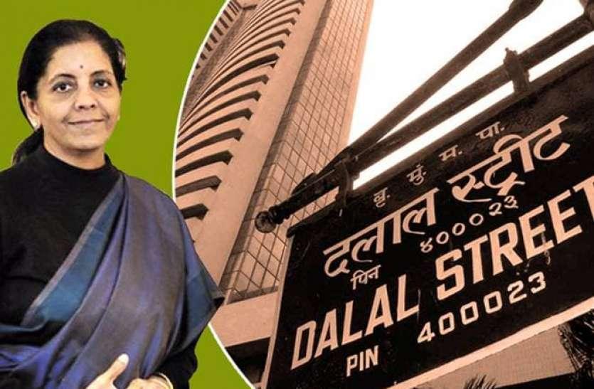 बजट के इतिहास में शेयर बाजार का 'Dream Day', निवेशकों ने कमाए 6.34 लाख करोड़ रुपए