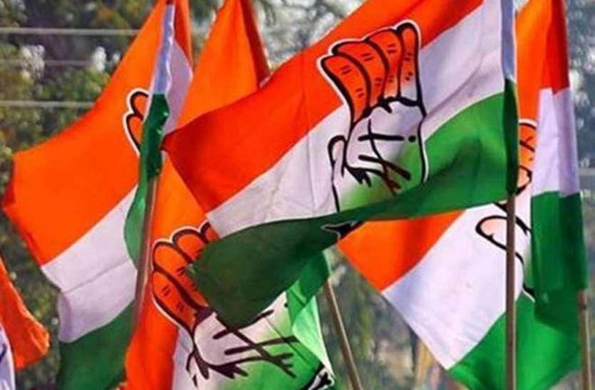 जयपुर सहित तीन शहरों में दो जिलाध्यक्षों पर विचार, कांग्रेस में मंथन तेज