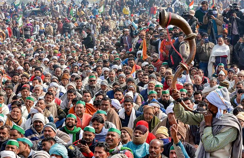 Samyukt Kisan Morcha का ऐलान- किसानों का उत्पीडऩ रुकने तक सरकार से कोई बातचीत नहीं