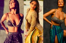 डिजाइनर Arpita Mehta की ड्रेस पहन इतराईं एक्ट्रेसेस, बोल्ड और हॉट लुक से रंगा सोशल मीडिया