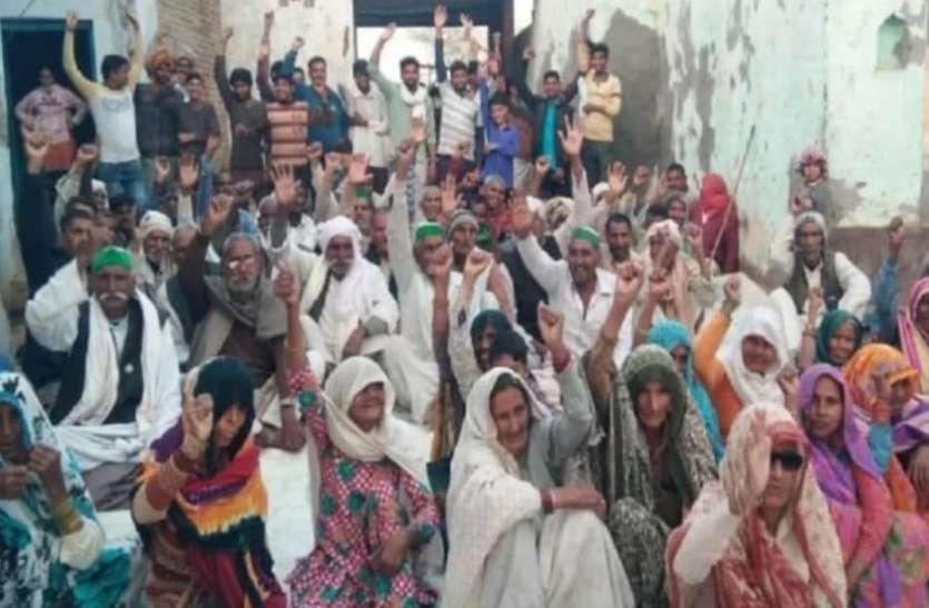 Farmers Protest: सांसदों और विधायकों पर निकली लोगों की भड़ास, कहा- गांव में नहीं घुसने देंगे
