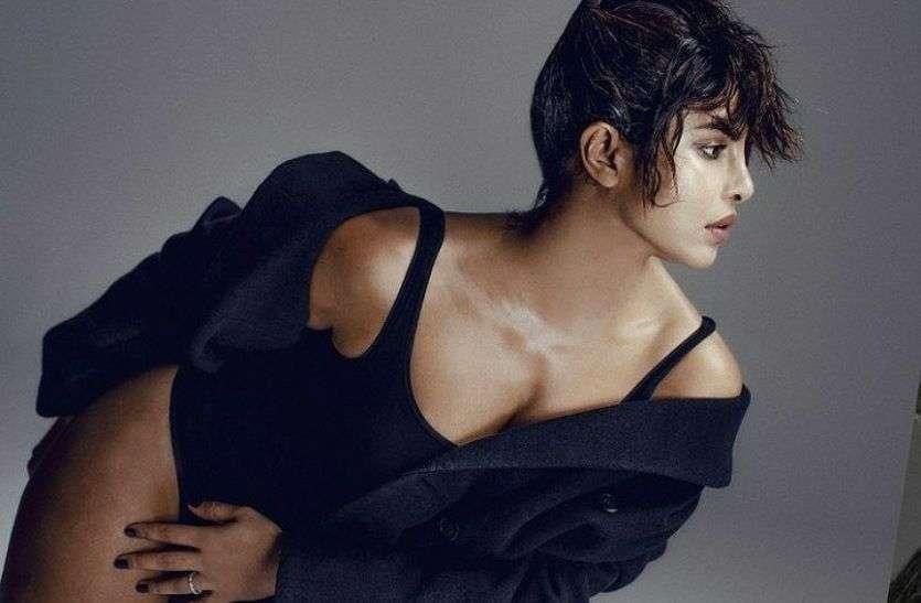 प्रियंका चोपड़ा ने बिखरे बालों में कराए ऐसे फोटो शूट, देखकर आप भी रह जाएंगे हैरान