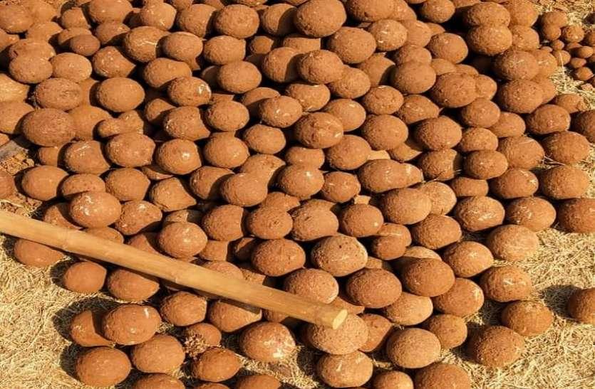कोल्हापुर में मिले 406 तोप के गोले