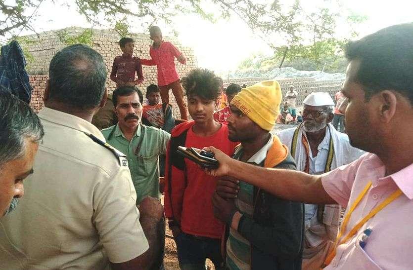जिला प्रशासन ने नासिक जिले से बंधक 8 बंधुआ मजदूर और 7 बच्चो कराया मुक्त