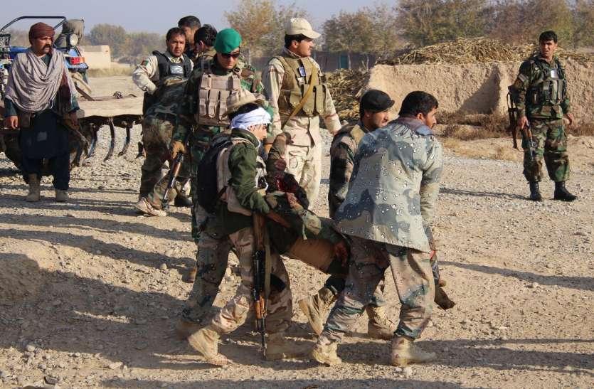अफगानिस्तान: तालिबान ने घात लगाकर किया आतंकी हमला, 16 सैनिकों की मौत, 2 को बनाया बंधक