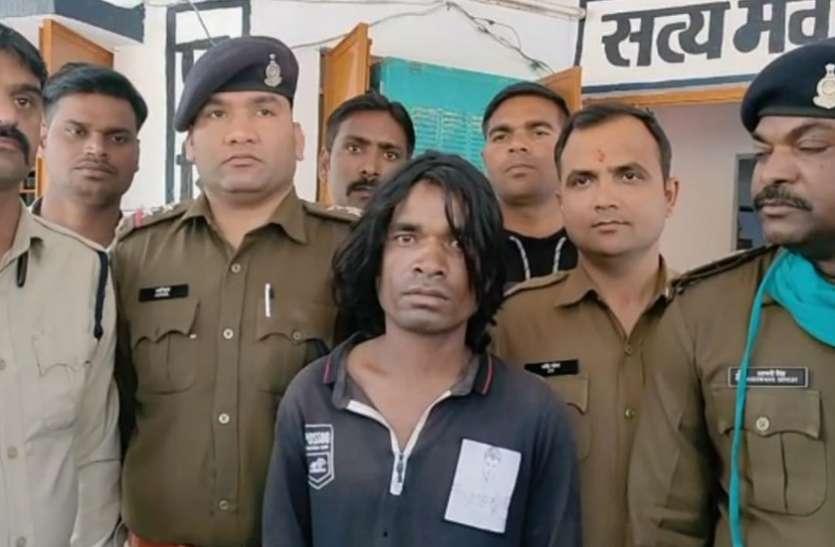 3 दिन में 2 महिलाओं की नृशंस हत्या करने वाला युवक गिरफ्तार, एक से लूटे थे 2 रुपए जबकि दूसरे से...